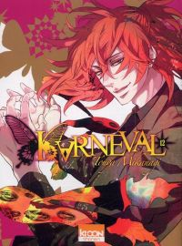 Karneval T12, manga chez Ki-oon de Mikanagi