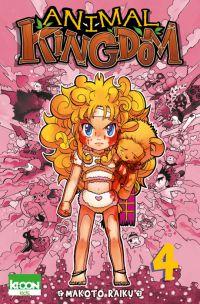 Animal kingdom T4, manga chez Ki-oon de Raiku
