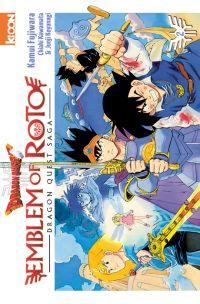 Dragon Quest - Emblem of Roto T2, manga chez Ki-oon de Fujiwara