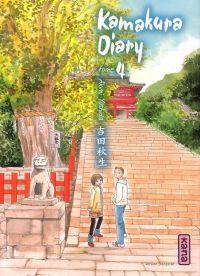 Kamakura diary T4, manga chez Kana de Yoshida