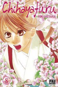 Chihayafuru T8, manga chez Pika de Suetsugu