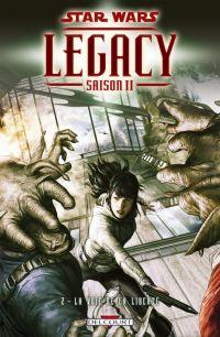 Star Wars Legacy – Saison 2, T2 : La voie de la liberté (0), comics chez Delcourt de Bechko, Hardman, Thies, Rosenberg, Alessio
