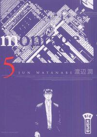 Montage T5, manga chez Kana de Watanabe