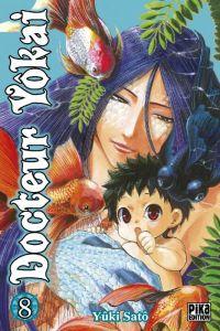 Docteur Yôkai T8, manga chez Pika de Yûki