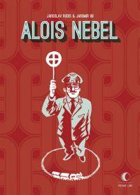 Alois Nebel, bd chez Presque Lune de Rudis, Jaromir 99