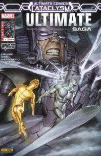 Ultimate Saga T4 : La faim - Cataclysme (1/3) (0), comics chez Panini Comics de Fialkov, Kirk, Suayan, Pierfederici, Aburtov, Woodard, Granov