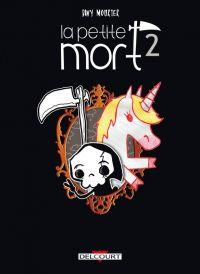 La Petite mort T2, bd chez Delcourt de Mourier