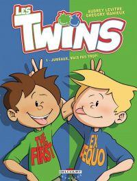 Les Twins, bd chez Delcourt de Levitre, Mahieux