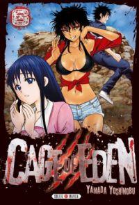 Cage of eden T6, manga chez Soleil de Yamada