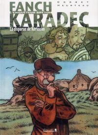 Fanch Karadec T3 : La disparue de Kerlouan (0), bd chez Vagabondages de Heurteau, Corbet