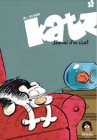Katz T3, bd chez Makaka éditions de Del, Dairin