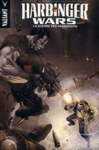 Harbinger Wars : La guerre des Harbingers (0), comics chez Panini Comics de Dysart, Swierczynski, Suayan, Perez, Crain, Henry