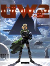 Universal War Two T2 : La Terre promise (0), bd chez Casterman de Bajram