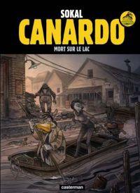 Canardo T23 : Mort sur le lac (0), bd chez Casterman de Sokal, Sokal, Regnauld