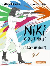 Niki - Le jardin des secrets, bd chez Casterman de Domnok, Martin