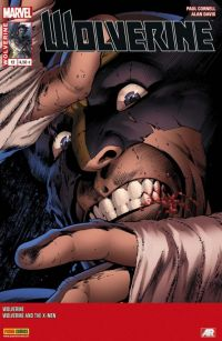 Wolverine (revue) T12 : Visite guidée, comics chez Panini Comics de Cornell, Cosentino, Aaron, Davis, Larraz, Farmer, Talajic, Beaulieu, Hollingsworth, Milla