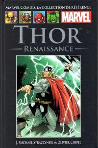 Marvel Comics, la collection de référence T51 : Thor - Renaissance (0), comics chez Hachette de Straczynski, Coipel, Mounts, Martin