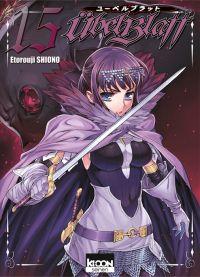 Ubel Blatt T15, manga chez Ki-oon de Shiono