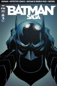 Batman Saga T26 : , comics chez Urban Comics de Tomasi, Snyder, Layman, Simone, Capullo, Fabok, Gray, Glapion, Albuquerque, Miki, Gleason, Pasarin, Kalisz, Blond, McCaig, FCO Plascencia