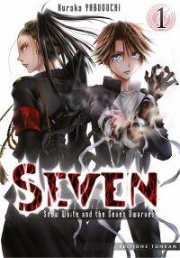 Seven - Snow White and the seven dwarfs T1, manga chez Tonkam de Yabuguchi