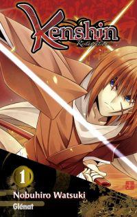 Kenshin restauration  T1, manga chez Glénat de Watsuki