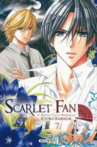 Scarlet fan - a horror love romance  T7, manga chez Soleil de Kumagai