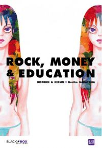 Rock, money & education  : , manga chez Black Box de Nakayama