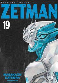 Zetman T19, manga chez Tonkam de Katsura