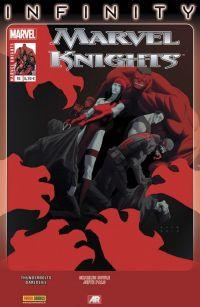 Marvel Knights T15 : Thunderbolts vs Paguro (0), comics chez Panini Comics de Waid, Soule, Palo, Samnee, Rodriguez, Guru efx, Tedesco