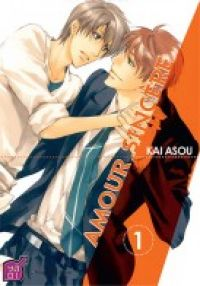Amour sincère T1, manga chez Taïfu comics de Asou