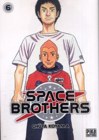 Space brothers T6, manga chez Pika de Koyama
