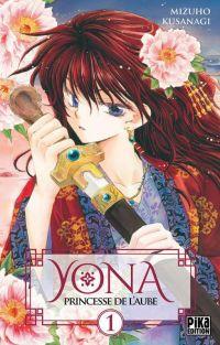 Yona, princesse de l'aube  T1, manga chez Pika de Mizuho