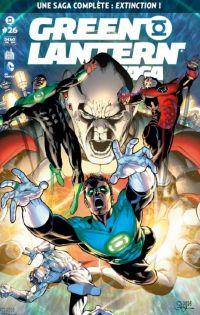 Green Lantern Saga T26, comics chez Urban Comics de Soule, Chen, Jensen, Venditti, Jordan, Sibal, Vitti, Walker, Chang, Tan, Wong, Winn, Dalhouse, Maiolo, Sinclair, Eltaeb