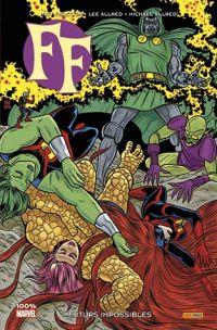 FF T2 : Futurs impossibles (0), comics chez Panini Comics de Allred, Fraction, Allred, Allred