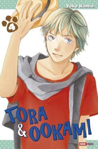 Tora & Ookami  T4, manga chez Panini Comics de Kamio