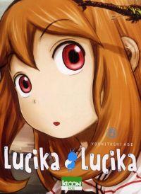 Lucika lucika T5, manga chez Ki-oon de Abe