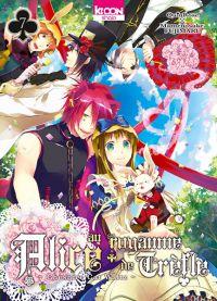 Alice au royaume de trèfle T7, manga chez Ki-oon de Quinrose, Fujimaru