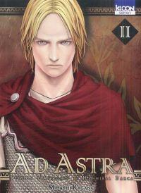 Ad Astra - Scipion l'africain & Hannibal Barca T2, manga chez Ki-oon de Kagano