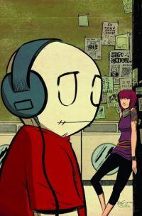 LDB : Le petit garçon dépressif T1, comics chez ValBD de Struble, Grace