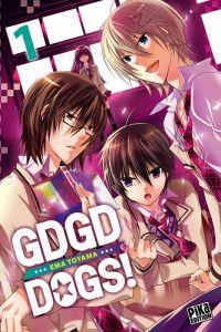 GDGD Dogs  T1, manga chez Pika de Toyama