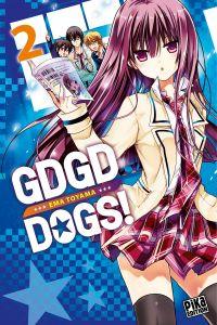 GDGD Dogs  T2 : , manga chez Pika de Toyama