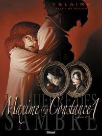 La Guerre des Sambre T7 : Maxime et Constance 1 - La fiancée de ses nuits blanches (0), bd chez Glénat de Yslaire, Boidin