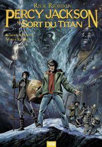 Percy Jackson T3 : Le Sort du titan (0), comics chez Glénat de Venditti, Futaki, Gaspar