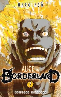 Alice in borderland T7, manga chez Delcourt de Haro