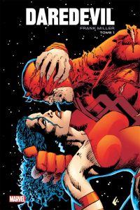 Daredevil par Frank Miller T1, comics chez Panini Comics de Barr, Miller, Janson, Wein