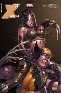 Marvel Collector T3 : X-23 - Target X (0), comics chez Panini Comics de Yost, Kyle, Choi, Oback
