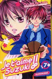 Je t'aime Suzuki !!  T7, manga chez Kurokawa de Ikeyamada