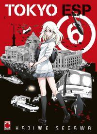 Tokyo ESP T6, manga chez Panini Comics de Segawa