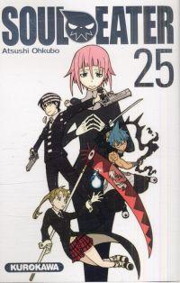 Soul eater T25, manga chez Kurokawa de Ohkubo