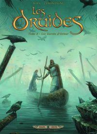 Les druides T8 : Les secrets d'orient (0), bd chez Soleil de Istin, Lamontagne